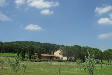 farmhouse maremma tuscany italia - Huoneisto