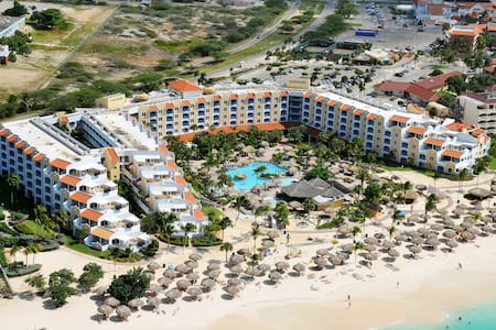 Costa Linda - OCEANFRONT RESORT - Oranjestad - Apartment