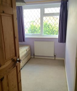 Single room available - House