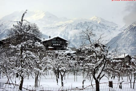 B&B Casa in Baita  VALSUSA WiFi - Bed & Breakfast