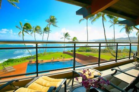 Hale Awapuhi Ocean Front Villa 2F