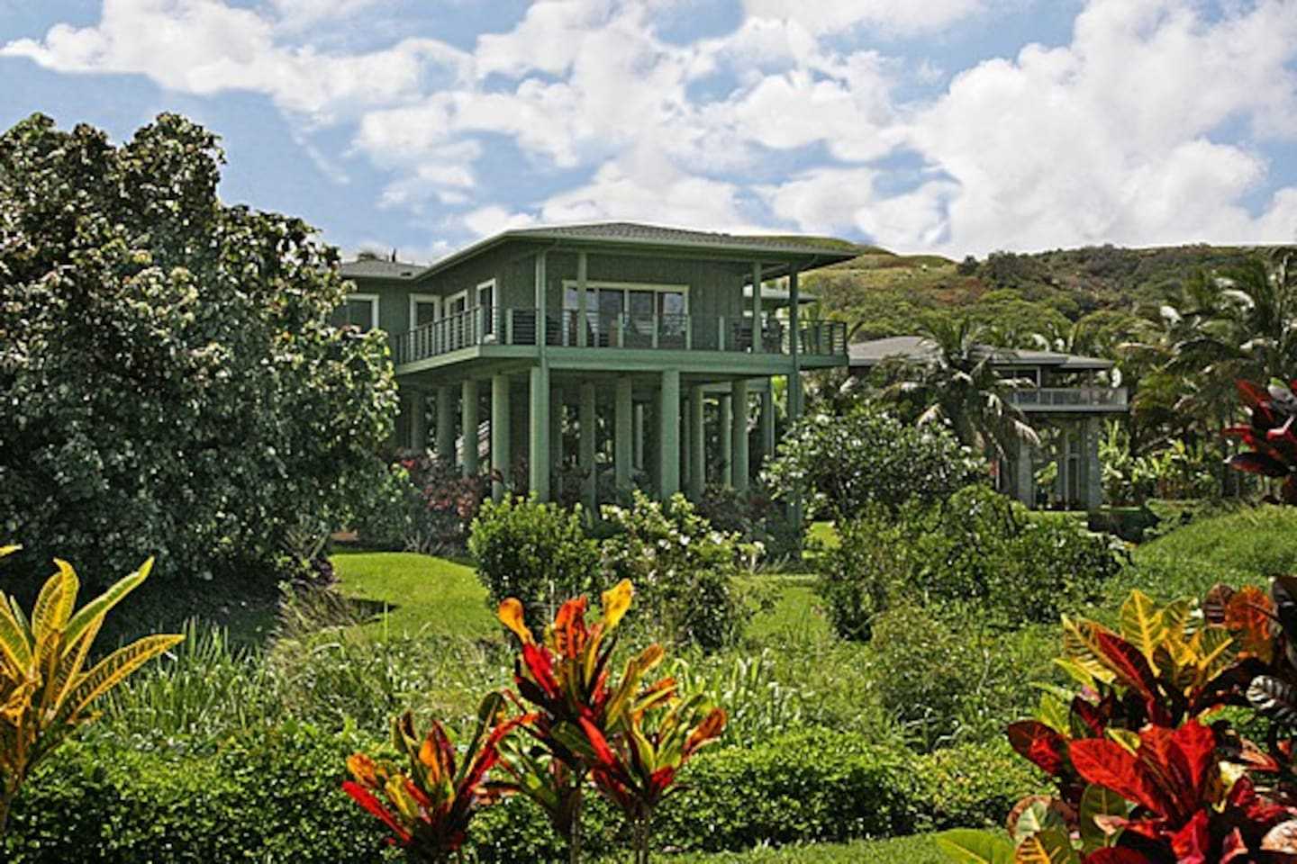 Valentine By the Bay, Moloaa, Kauai vacation home