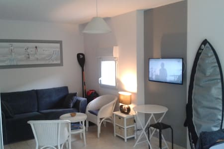 Carteret Résidence Castel Flore - Barneville-Carteret - Apartment