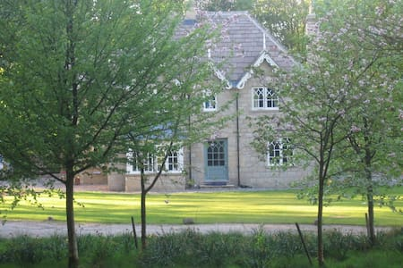 Beautiful Woodland Hideaway - from April 2017 - Ripon - Dom