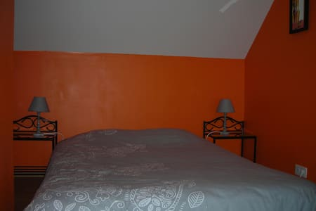 Chambre meublée chez l'habitant - Hus