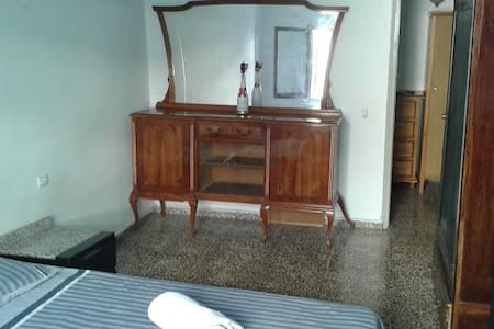 double room in center - Wohnung