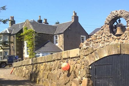 newton of strathenry farmhouse - Leslie - Bed & Breakfast