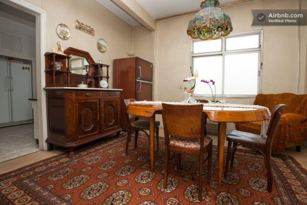 Confortável quarto no centro Ctba.