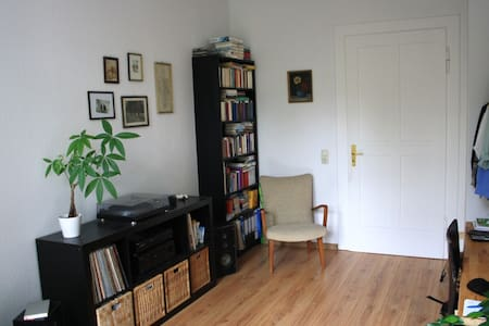 Nice room in flat share in Leipzig's hotspot - Apartamento