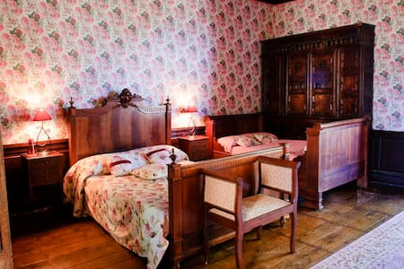 Hydrangea Suite at Chateau Ribagnac - Hrad