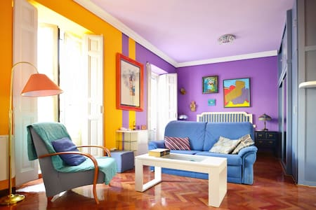 Apartment-Studio in Plaza de Chueca