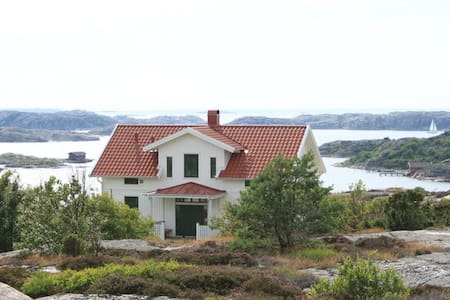 Marvelous Ocean View House - Tanum Municipality