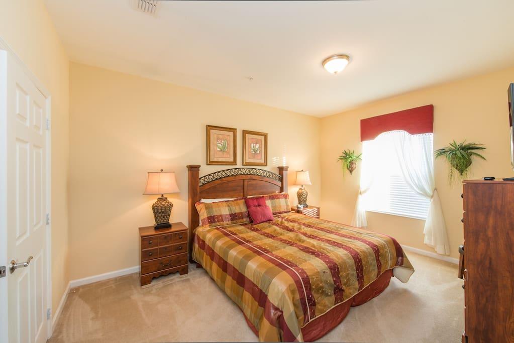 3 Bedroom 2 Bath Villa I Drive Area Apartments For Rent In Orlando