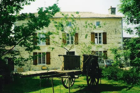 Cottage 6 people in the countryside - Saint-Germier - Bed & Breakfast