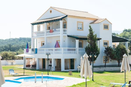 Corfu Sea Palm Residence Apartment Dolphin*** - Appartement