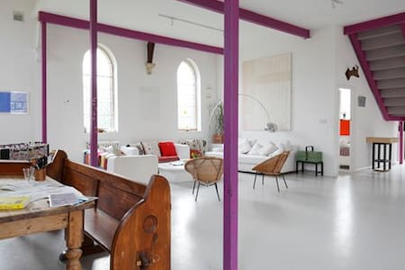Unique Designer Chapel Conversion  - Hus