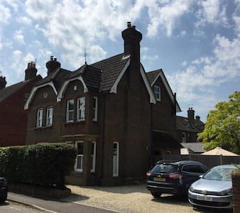 4 bed Victorian town house - Central Marlow - Talo