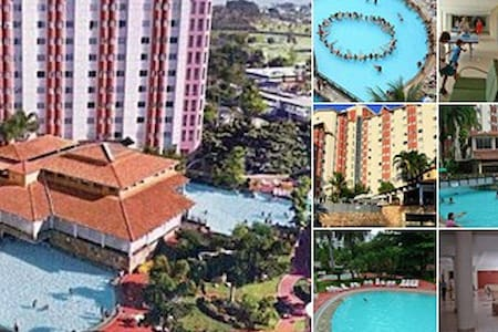 Caldas Novas: Suite no Hot Springs