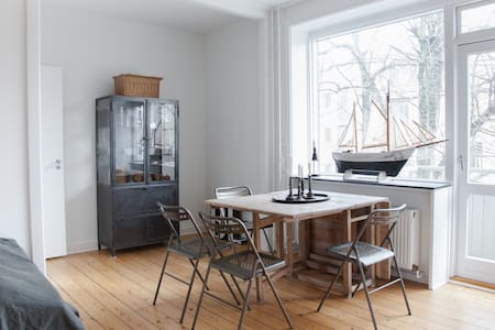 Apartment central located in CPH