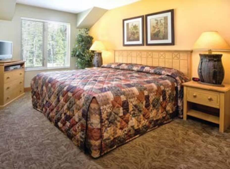Canmore-Banff Resort Studio Condo 3