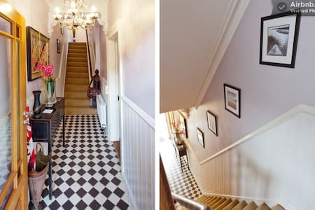 Double Room- Victorian Titanic Home