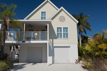 Happy Island Cottage - Heated Pool - Holmes Beach - House