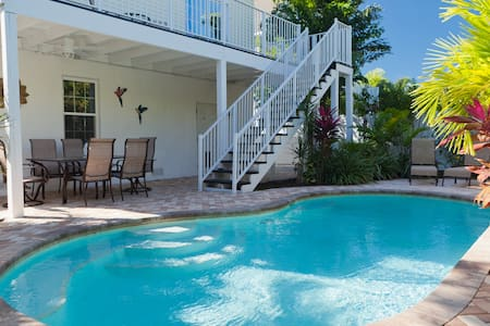 Happy Island Cottage - Heated Pool - Maison