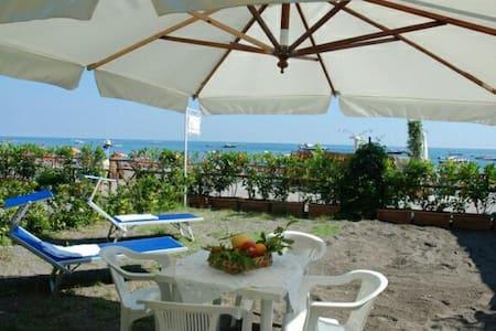 Apartment on the beach of Positano - Positano