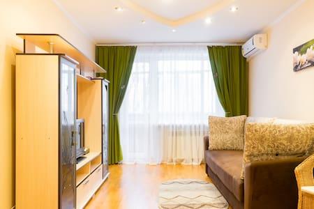 домашний очаг квартиры посуточно - Samara - Lejlighed
