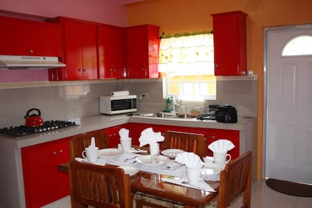Tobago Short Term Rentals - Scarborough - Appartement