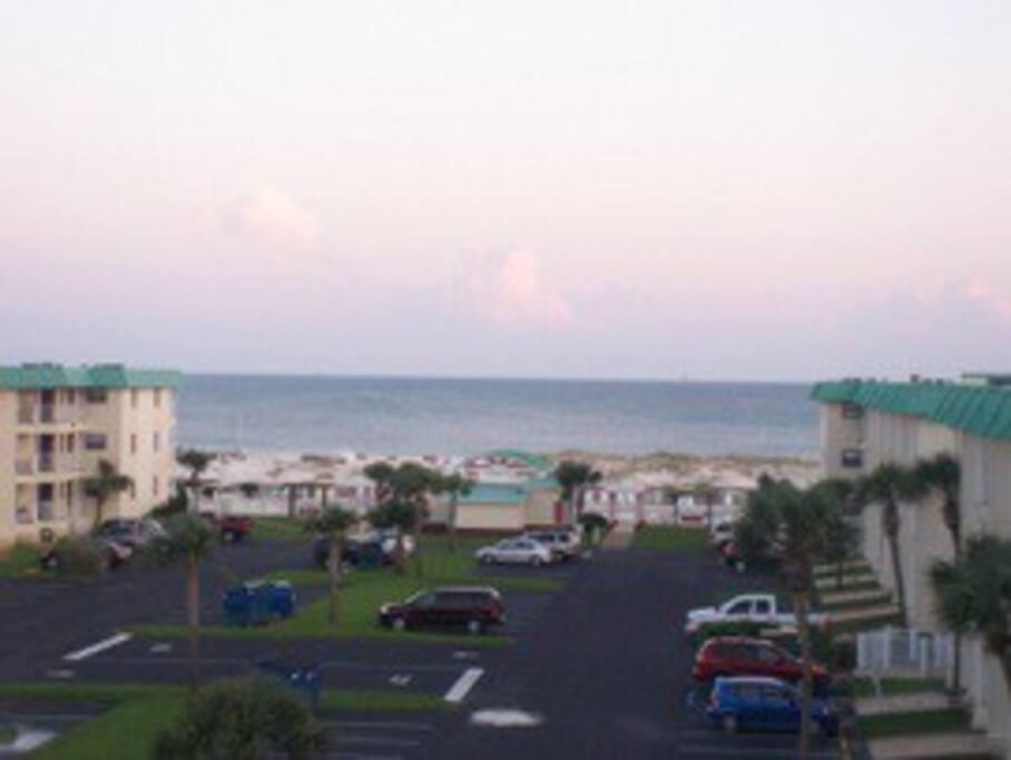 Oceanfront Gulf Shores Condo