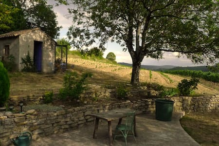 France south Ardèche near rivers - Mirabel  - Huis