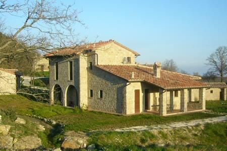 Maremma Villa Nocciola Il Poderone - Province of Grosseto - House