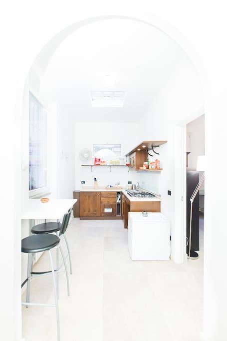 Parioli House internal