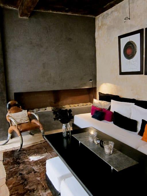 Stylish Riad very central pool/wifi