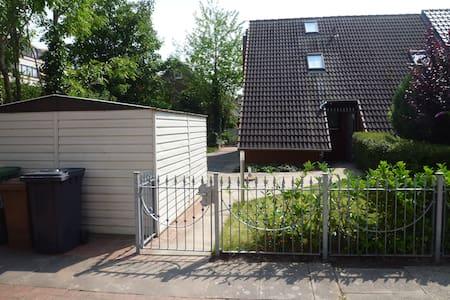 Ferienhaus Schönberger Strand 5 Pers. Hund erlaubt - Schönberg - Casa