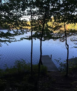 Beautiful modern lake front home - Acton