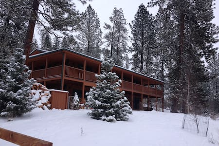 Home alongside Clearwater River - Kamiah - Haus