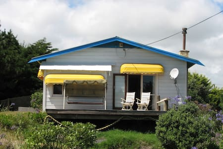 Ole beach house - Waitarere Beach - Casa
