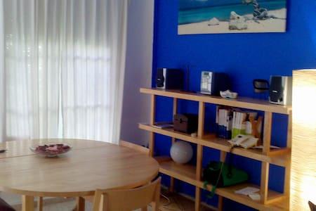 Duplex en el centro de la Bahía de Cádiz - Puerto Real - Casa