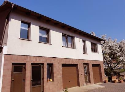 Ferienwohnung Lindenbauer - Wingerode - Apartment