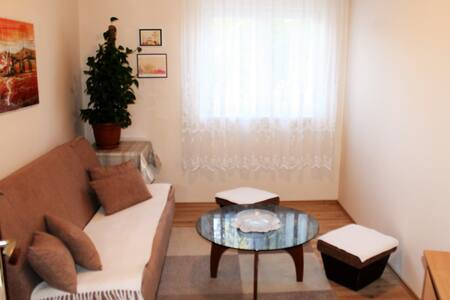 Square apartment - Appartamento