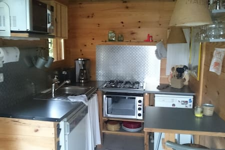 Location chalet - Figari - Apartment