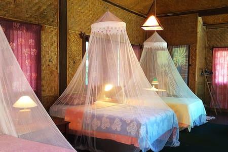 Cozy Bunk Bed - Pondok Pisang - 9 units available - Bungalov