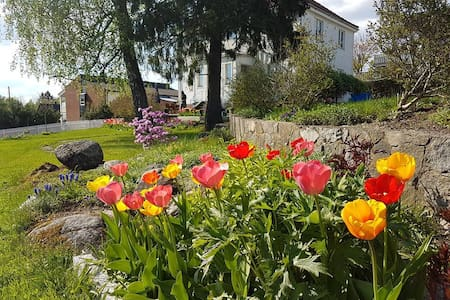 Charming place in beautiful area/free parking - Oslo - Villa