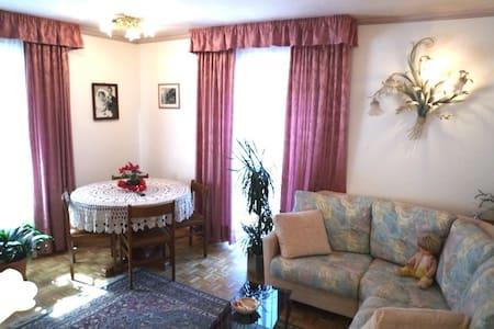 Appartamento ampio e luminoso - Wohnung