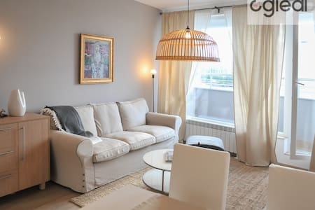 Mladost 1a Löwe apartment,brand new and spacious! - Leilighet