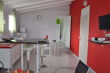 Chez Janou et Danou - Anse-Bertrand - Apartamento