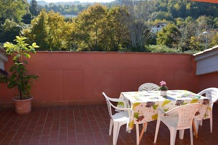 Marta appartament in Lucolena, Greve in Chianti - Lucolena