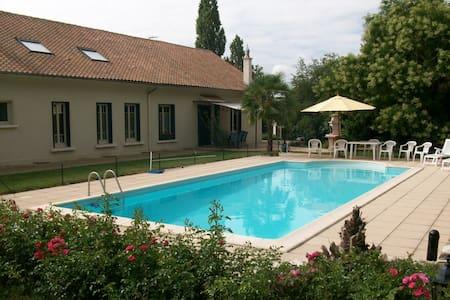 Gîte rural Le Bois de Luché (2) - Rom - Haus